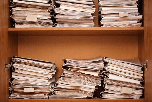 Личное дело при увольнении сотрудника: сколько лет хранится после расторжения трудового договора?