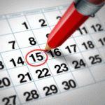 Срок составления графика отпусков на 2019 год 2019